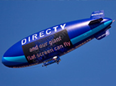 Dirigible Directv